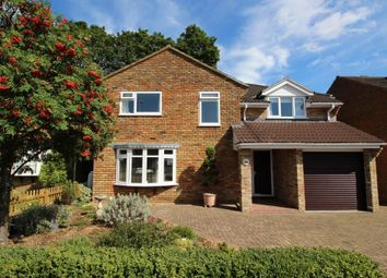 Thumbnail 4 bedroom detached house for sale in Addiscombe Chase, Tilehurst, Reading