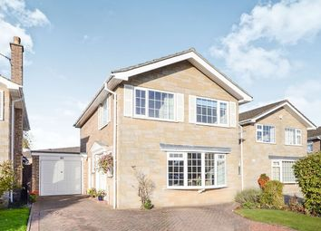 Thumbnail 3 bed detached house for sale in The Greenway, Haxby, York