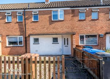 Thumbnail 3 bed terraced house to rent in Scotch Orchard, Lichfield