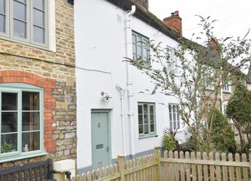 Thumbnail 1 bed terraced house for sale in St Davids Place, Bruton, Somerset