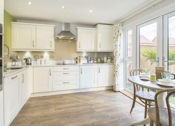 "Thumbnail 3 bedroom detached house for sale in ""York"" at Drift Road, Selsey, Chichester"