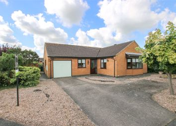 Thumbnail 3 bed bungalow for sale in The Ridings, Market Rasen, Lincolnshire