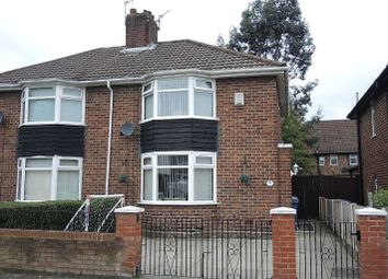 Thumbnail 3 bed end terrace house for sale in Longreach Road, Dovecot, Liverpool