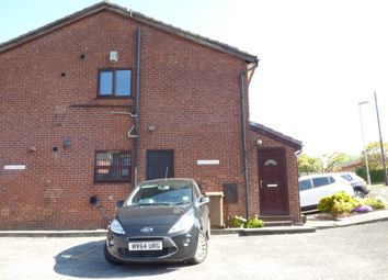 Thumbnail 2 bedroom flat for sale in Vicarage View, Rochdale