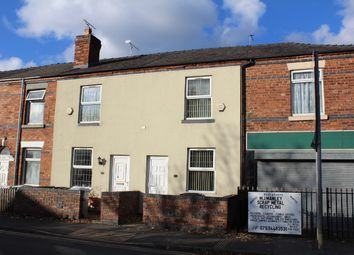 Thumbnail 3 bedroom terraced house to rent in West Street, Crewe