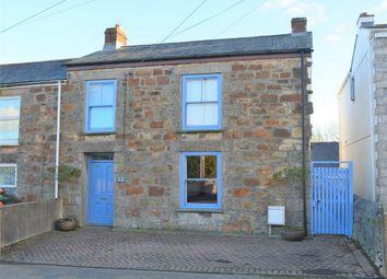 Thumbnail 3 bed semi-detached house for sale in Bridge Road, Illogan, Redruth, Cornwall
