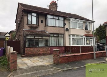 3 bed semi-detached house for sale in Ashdale Road, Walton, Liverpool L9