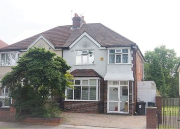 Thumbnail 3 bed semi-detached house for sale in Robin Hood Lane, Birmingham