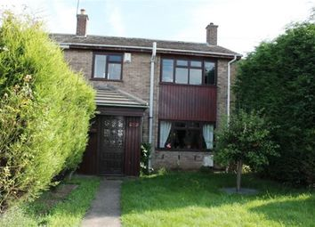 Thumbnail 3 bed terraced house to rent in Westfield Avenue, Eggborough, Goole