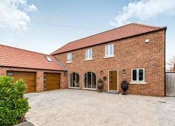 Thumbnail 4 bed detached house for sale in Hasthorpe Road, Sloothby, Alford