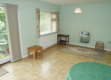 Thumbnail 1 bed bungalow to rent in Bramcote Road, Beeston