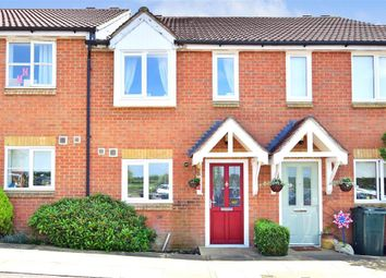 Thumbnail 2 bed terraced house for sale in White Willow Close, Ashford, Kent