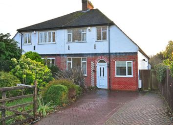 Wraysbury Road, Staines-Upon-Thames, Surrey TW19. 3 bed semi-detached house for sale