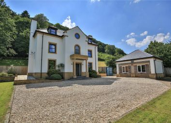 Thumbnail 5 bed detached house for sale in Merthyr Road, Llanfoist, Abergavenny, Monmouthshire
