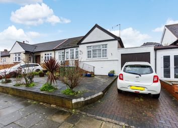 Thumbnail 2 bedroom semi-detached bungalow for sale in Albany Close, Bexley