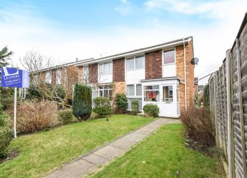 Thumbnail 3 bedroom semi-detached house for sale in Chichester Close, Hedge End, Southampton