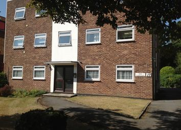 Thumbnail 2 bed flat to rent in Flat At The Tarrants, 17 St Peters Road, Lower Parkstone, Poole