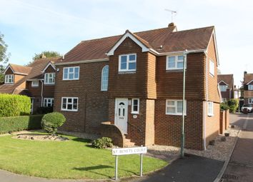 Thumbnail 4 bed detached house for sale in St. Benets Way, Tenterden, Kent