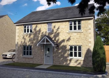 Thumbnail 4 bed detached house for sale in Plot 4, The Neston, Blunsdon Meadow, Swindon