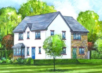 Thumbnail 2 bed semi-detached house for sale in The Caldew, St Cuthberts, Wigton, Cumbria