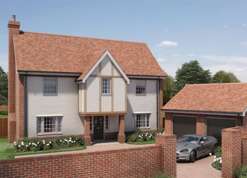 Thumbnail 4 bed detached house for sale in Ploughmans Reach, Stebbing, Essex