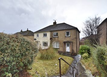 Thumbnail 3 bedroom semi-detached house for sale in Kirn Drive, Gourock