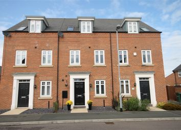 Thumbnail 3 bed terraced house for sale in Deeke Road, Fernwood, Newark, Nottinghamshire.