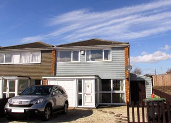 Thumbnail 3 bed end terrace house for sale in Portland Drive, Gosport