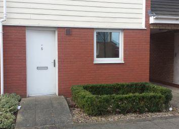 Thumbnail 1 bed flat to rent in Merlin Walk, Birmingham