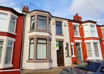Thumbnail 4 bed terraced house to rent in Kingsdale Road, Allerton, Liverpool