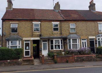 Thumbnail 1 bed flat to rent in Crawthorne Road, Peterborough