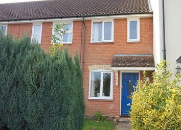Thumbnail 2 bed terraced house for sale in Collingwood Fields, East Bergholt, Colchester, Suffolk