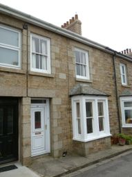 Thumbnail 3 bed terraced house for sale in Trescoe Road, Long Rock, Penzance