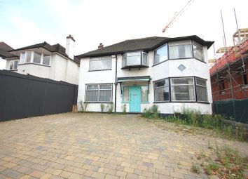 Thumbnail 5 bed detached house for sale in Wickliffe Avenue, Finchley
