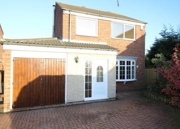 Thumbnail 3 bed detached house for sale in 31, Nene Walk, Worksop