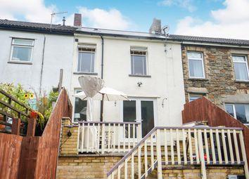 Thumbnail 3 bed terraced house for sale in Gelli-Unig Road, Cross Keys, Newport