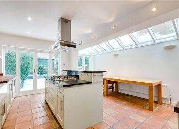 Thumbnail 5 bed terraced house to rent in Chaldon Road, Fulham, London