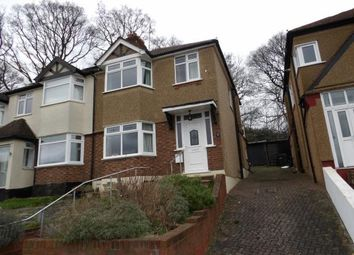 Thumbnail 3 bedroom semi-detached house for sale in Ingham Road, Selsdon, South Croydon