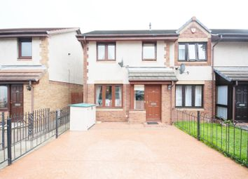 Thumbnail 3 bedroom end terrace house for sale in Hawkhill, Edinburgh