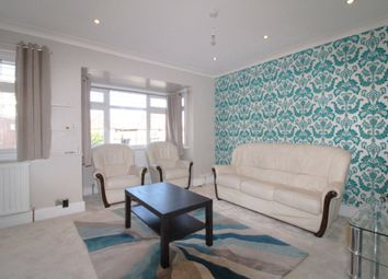 Thumbnail 3 bed flat to rent in The Greenway, Colindale, London