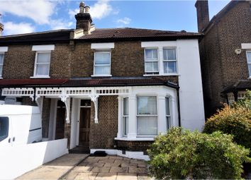 Thumbnail 4 bed semi-detached house for sale in Farnley Road, South Norwood
