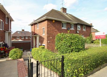 Thumbnail 2 bed semi-detached house for sale in Alport Grove, Sheffield