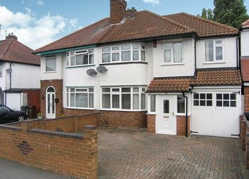 Thumbnail 5 bed semi-detached house for sale in Probert Road, Oxley, Wolverhampton