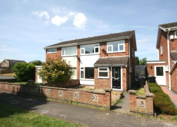 Thumbnail 3 bedroom semi-detached house to rent in Melrose Close, Stamford