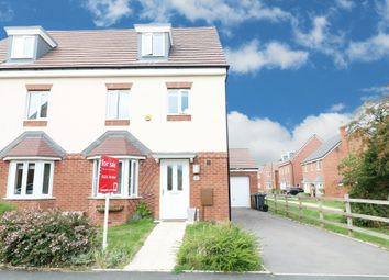 4 bed semi-detached house for sale in Berry Maud Lane, Shirley, Solihull B90