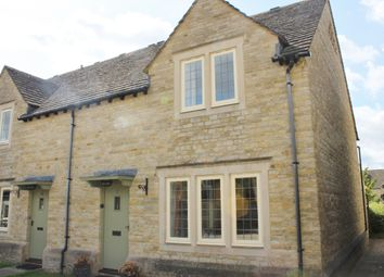 Thumbnail 2 bed cottage for sale in Lygon Court, Fairford