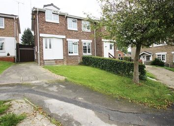 Thumbnail 3 bed semi-detached house for sale in Hardwick Close, Aston, Sheffield