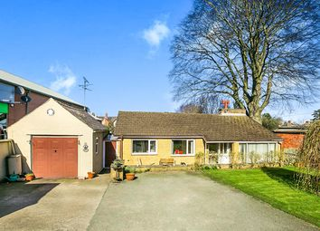 Thumbnail 3 bed bungalow for sale in Victoria Crescent, Salop Road, Oswestry