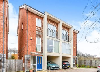 Thumbnail 4 bed town house for sale in Beaumont Mews, Flitwick, Bedford