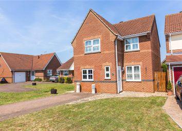 Thumbnail 3 bed detached house for sale in Shorefields, Rainham, Gillingham, Kent